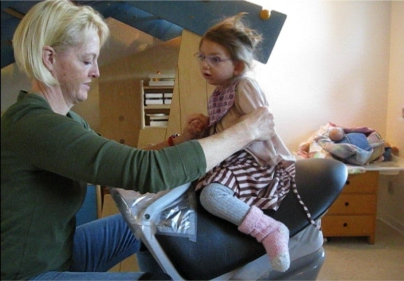 Joba ridetræning specialbørnehave