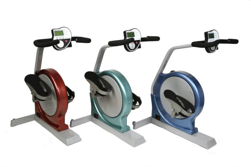 træningscykel med motor